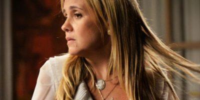 """Adriana volvió con otra villana no tan popular como """"Carminha"""". Foto:vía Globo"""