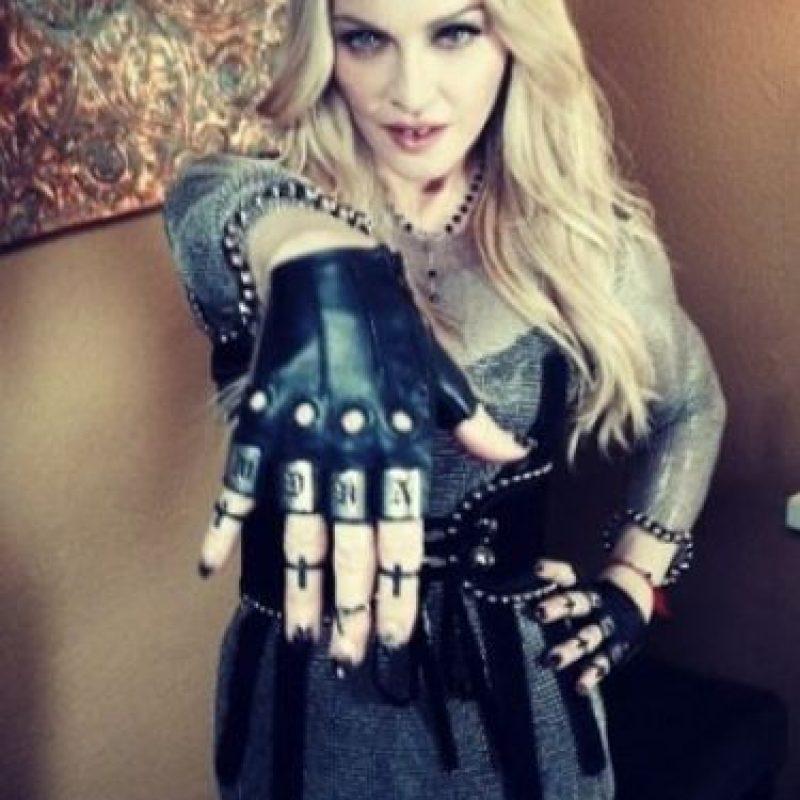 """La """"reina del pop"""" es fiel al cupping y las mascarillas de placenta de oveja. Foto:vía instagram.com/madonna"""