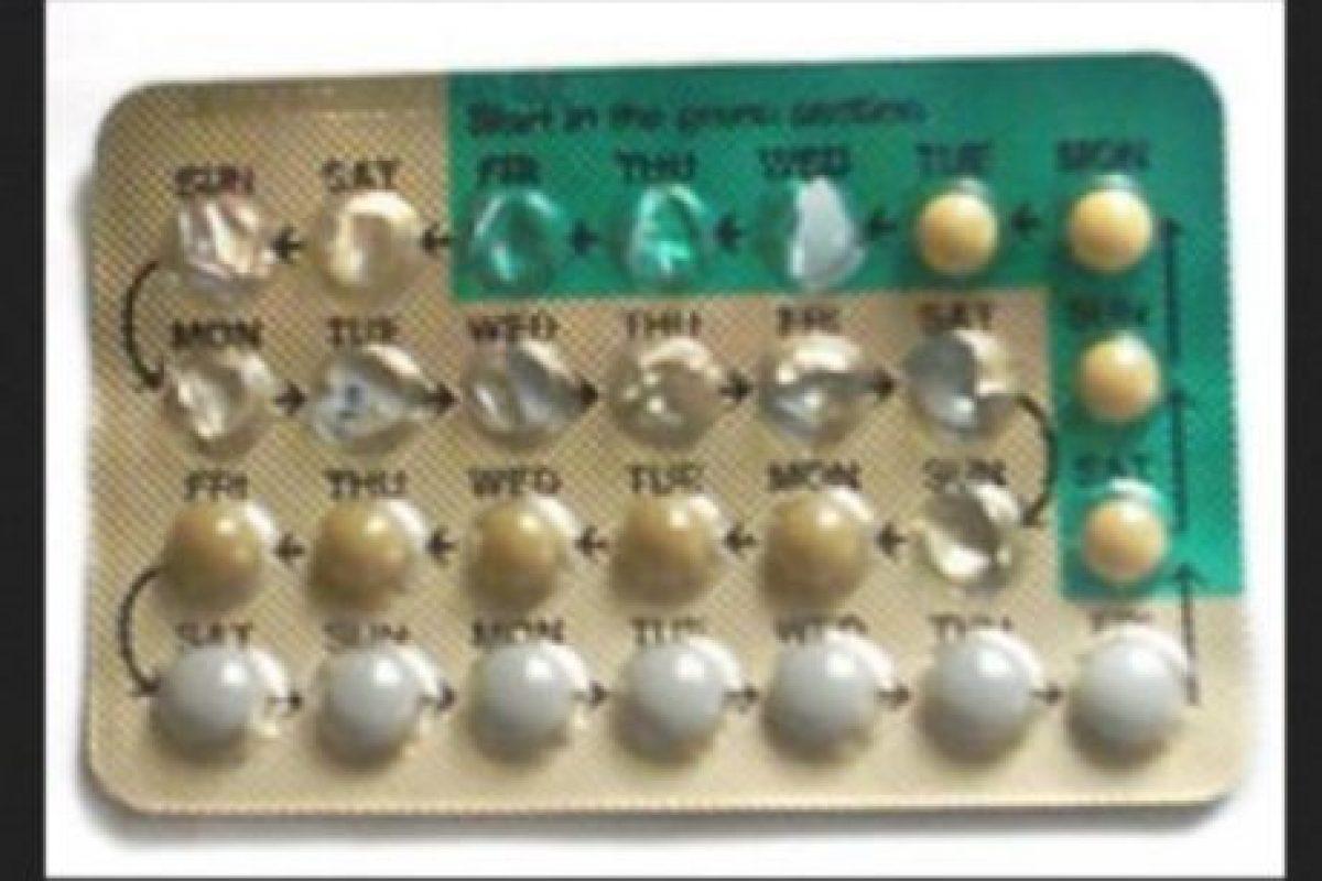 Las hormonas que contiene la píldora pueden cambiar el deseo sexual de la mujer. Foto:vía Pixabay