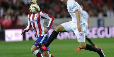 Atlético y Sevilla se volverán a ver las caras. Foto:AFP