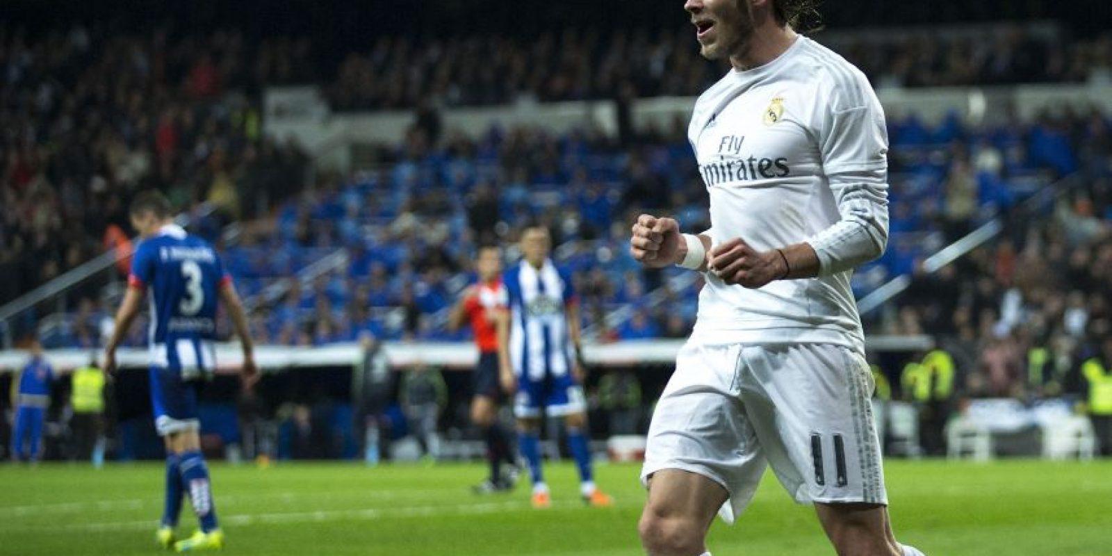 El número 11 del Madrid está haciendo una buena temporada. Foto:AFP