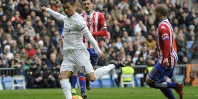 El delantero portugués Cristiano Ronaldo. Foto:AFP