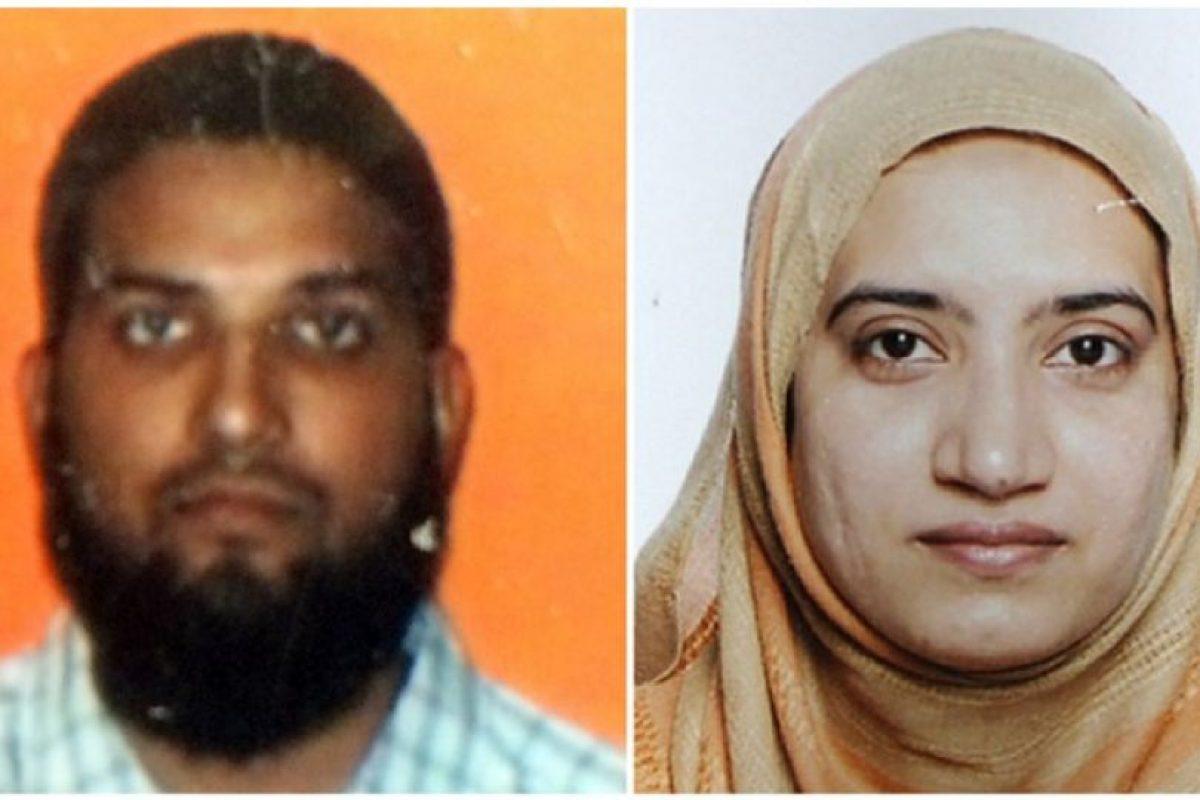 El 2 de diciembre de 2015 un matrimonio conformado por Syed Rizwan Farook y Tashfeen Malik abrieron fuego contra un grupo de personas en San Bernardino, California. Foto:AFP