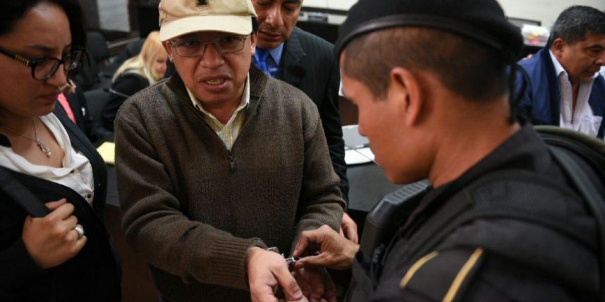 Detenidos por corrupción en La Antigua Guatemala estarán en la carceleta