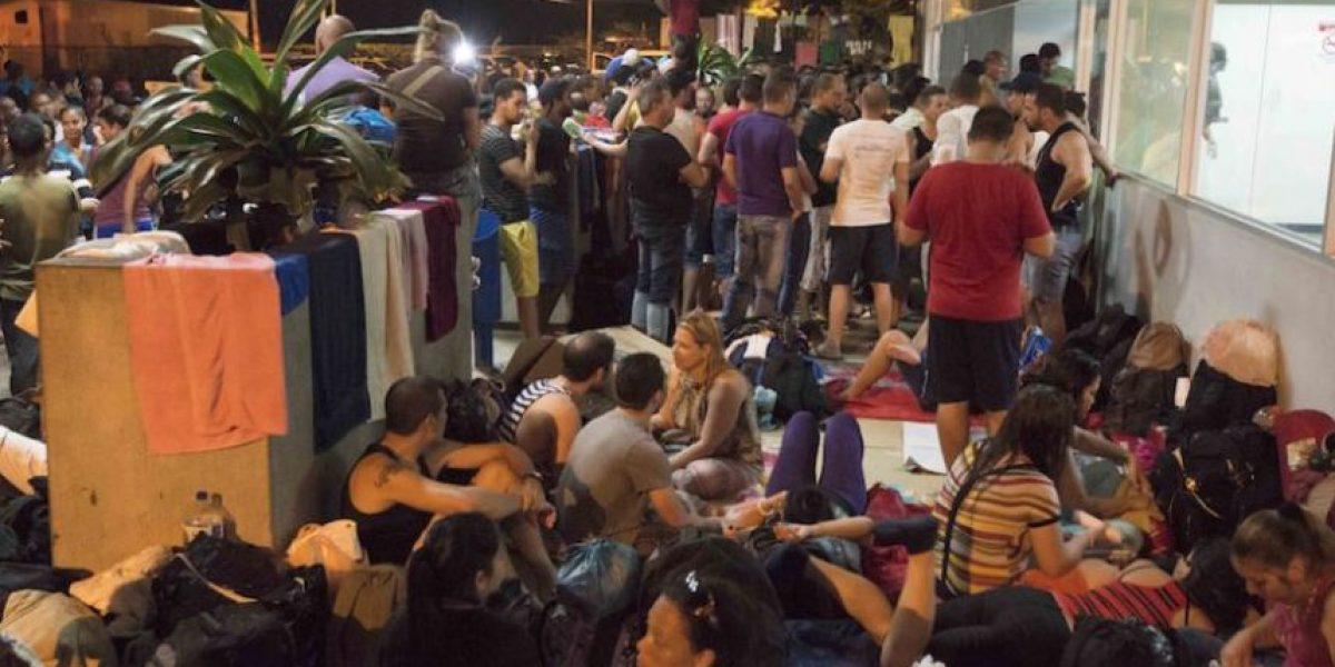 El traslado de los cubanos se reactiva el 4 de febrero