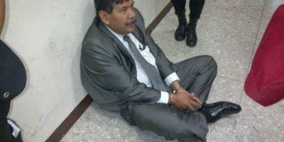 Vivar fue detenido el 13.9.2012 Foto:EU