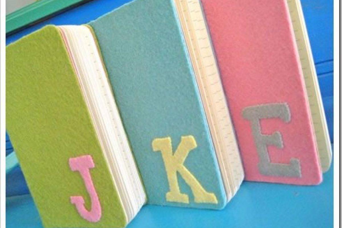 Fieltro y creatividad Foto:Pinterest.com