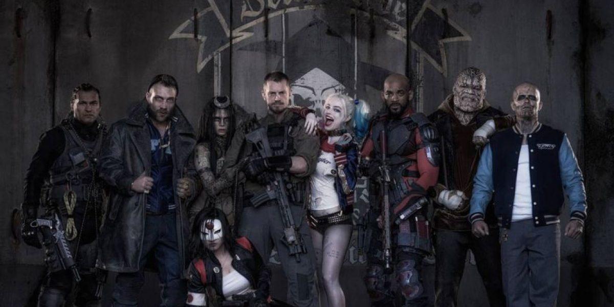 Nuevo trailer de la película Suicide Squad (2016)