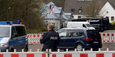El cerebro de los ataques fue el belga de origen marroquí Abdelhamid Abaaoud, quien fue abatido en la noche del 18 de noviembre. Foto:AP