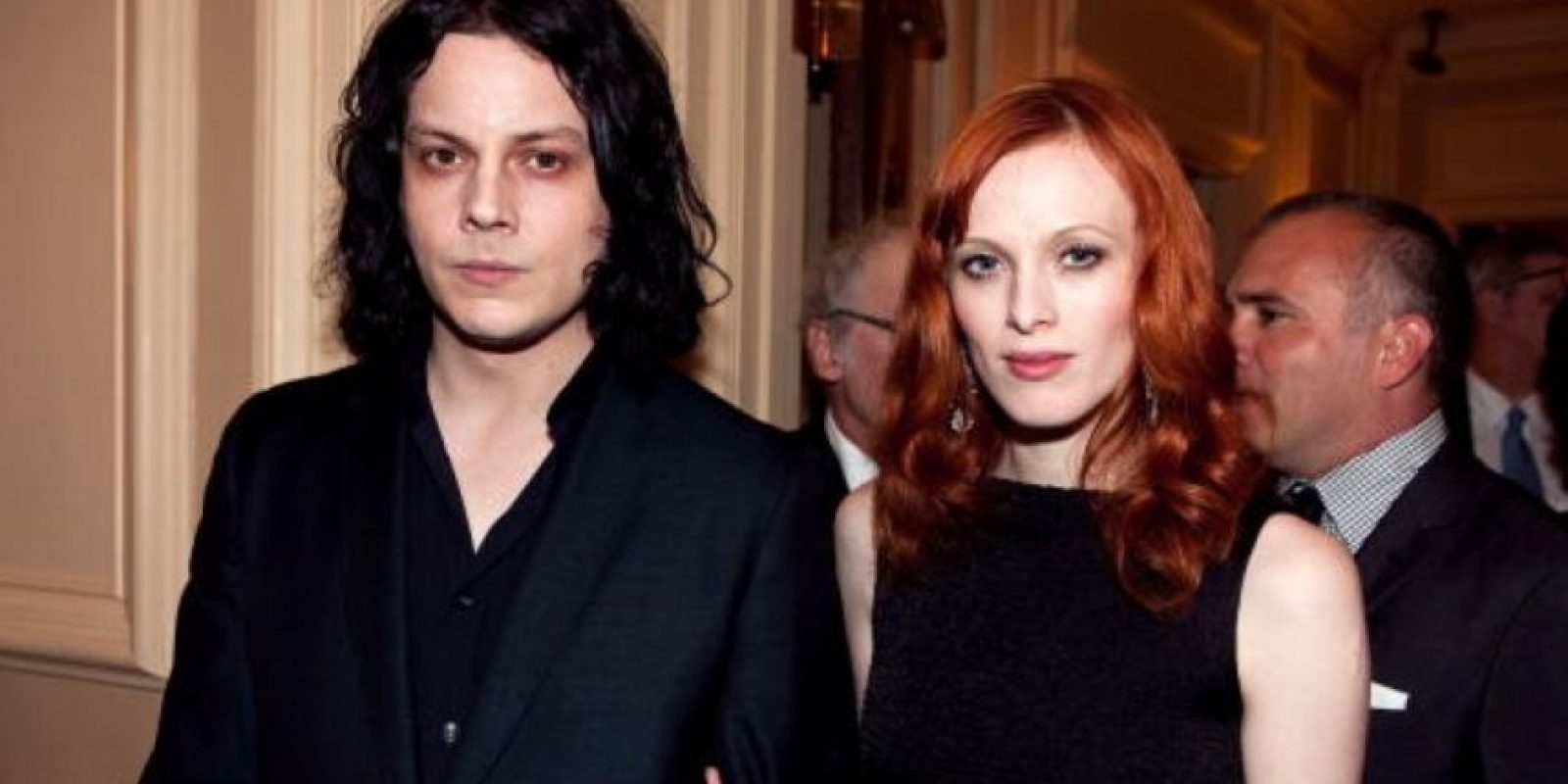 "Jack se hizo más famoso por ""Cold Mountain"". Se casó con la modelo Karen Elson. Foto:vía Getty Images"