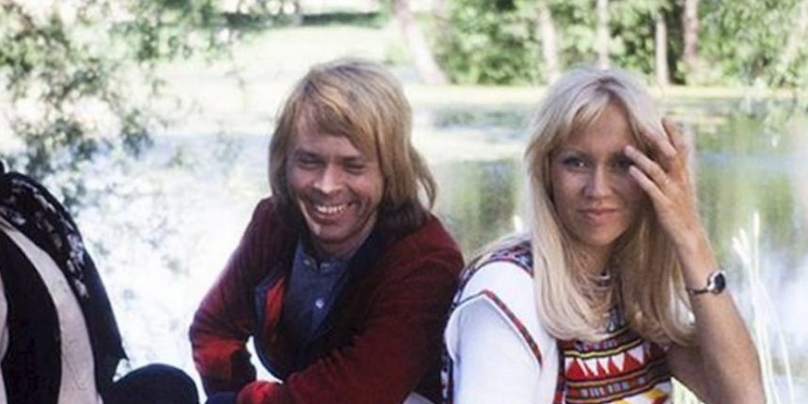 Uno de los integrantes de la banda sueca Foto:Vía facebook.com/ABBA