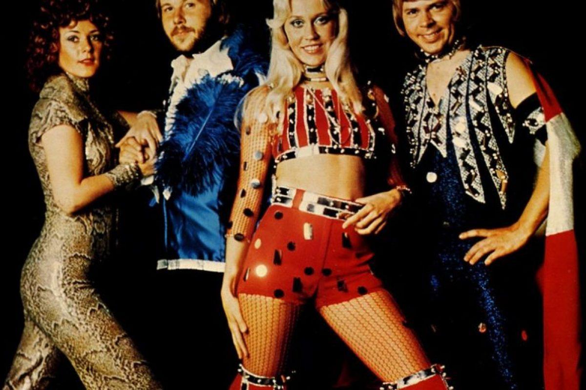 No o hacían desde 2008 Foto:Vía facebook.com/ABBA