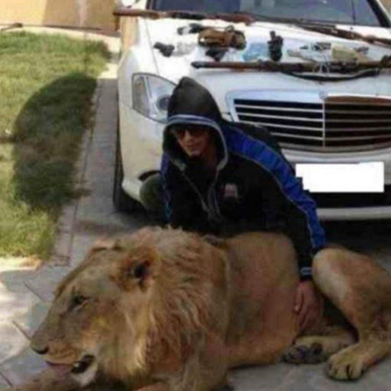 """Los hijos de """"El Chapo"""" son admirados por sus lujos y por lo que dicen. Foto:vía Twitter"""