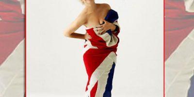 La actriz británica tiene ya 70 años. Foto:vía Squire