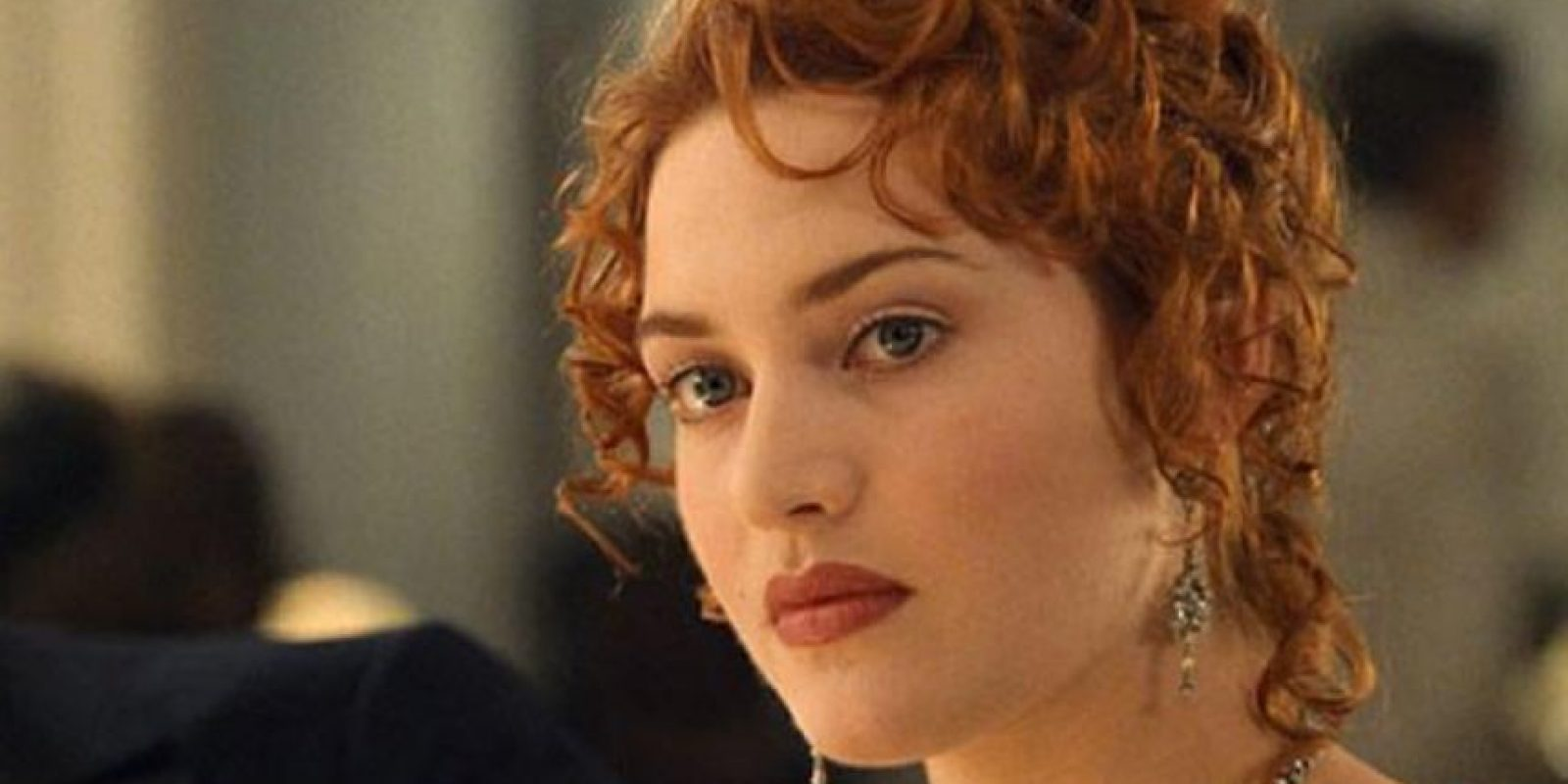 """Kate Winslet hizo de jovencita rolliza en """"Titanic"""", acorde con los estándares de la época. Foto:vía FOX"""