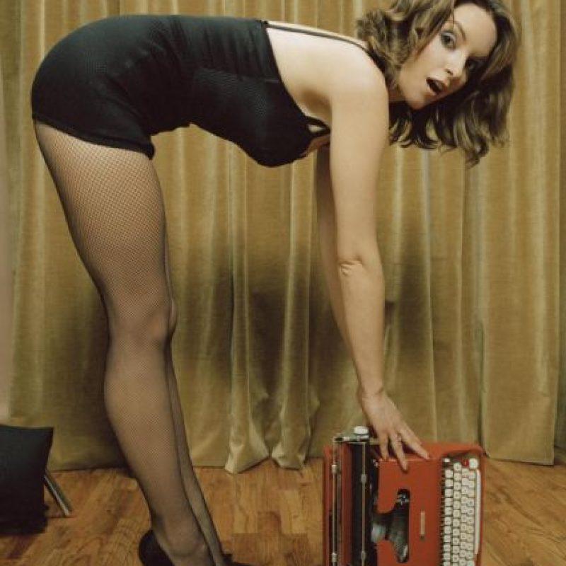 """Es famosa por personificar a Sarah Palin en """"Saturday Night Live"""". Foto:vía Maxim"""