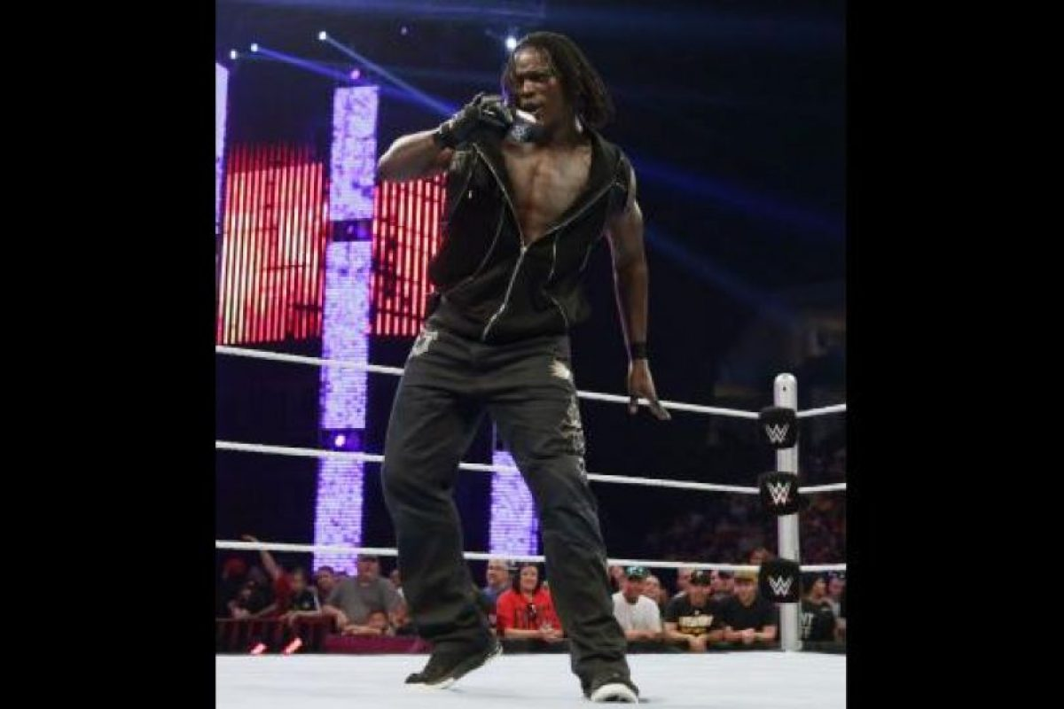 Su nombre real es Ronald Aaron Killings Foto:WWE