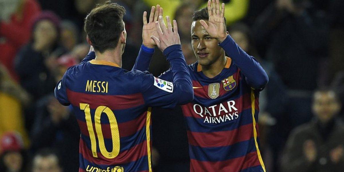 ¿Neymar jugará ante el Málaga?