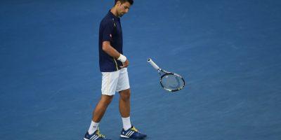 Djokovic avanzó a los octavos de final. Foto:AFP