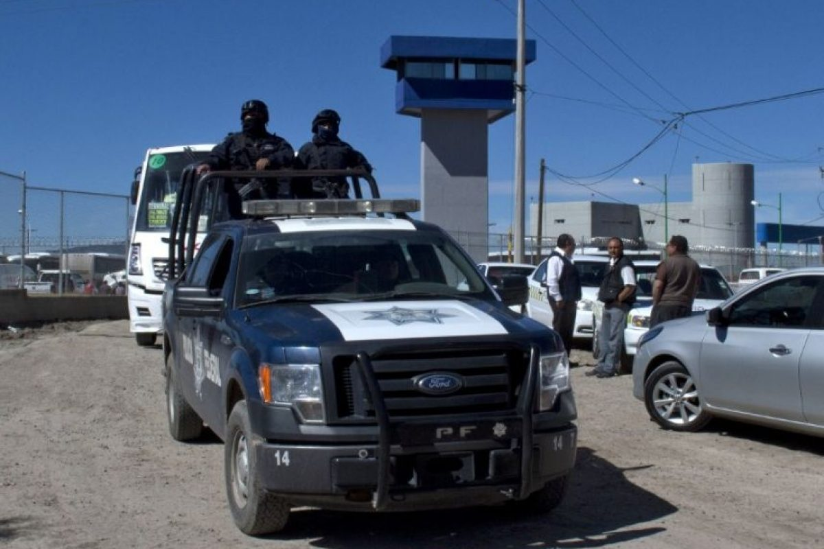 Entre ellas, la diputada Lucero Guadalupe Sánchez López. Foto:AFP