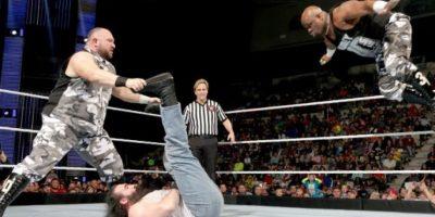 """En el Kick-Off se realizará una """"lucha fatal de 4 esquinas"""" para ganar un lugar en la """"Batalla Real"""" Foto:WWE"""