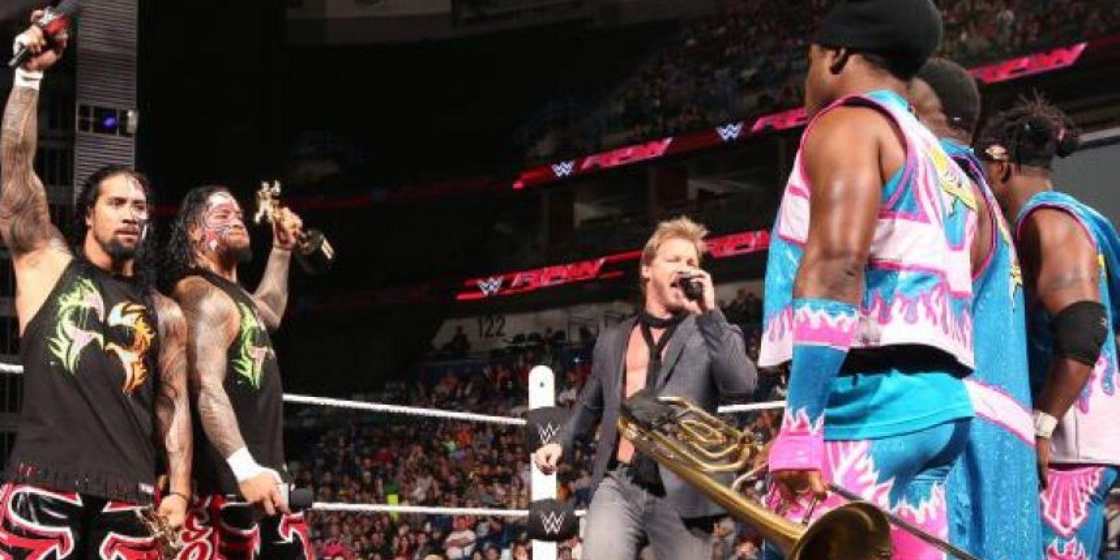 Pelearán contra The Usos, por el Campeonato en Parejas Foto:WWE