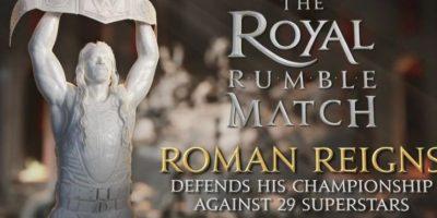 13. El Royal Rumble de este año será el primero en el que el Campeonato Mundial de Peso Pesado esté en juego Foto:WWE