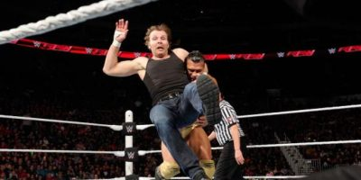 Dean Ambrose defenderá el Campeonato Intercontinetal Foto:WWE