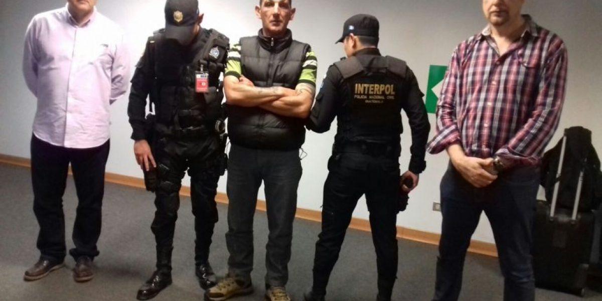 El primer extraditado del año es un español