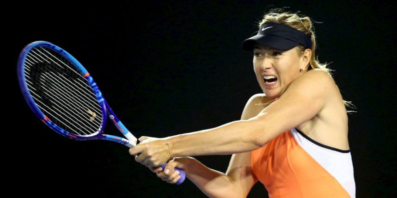 Deslumbra con su belleza en cualquier torneo en el que se presente Foto:Getty Images
