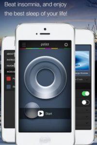 Disponible para iOS y Android. Foto:pzizz