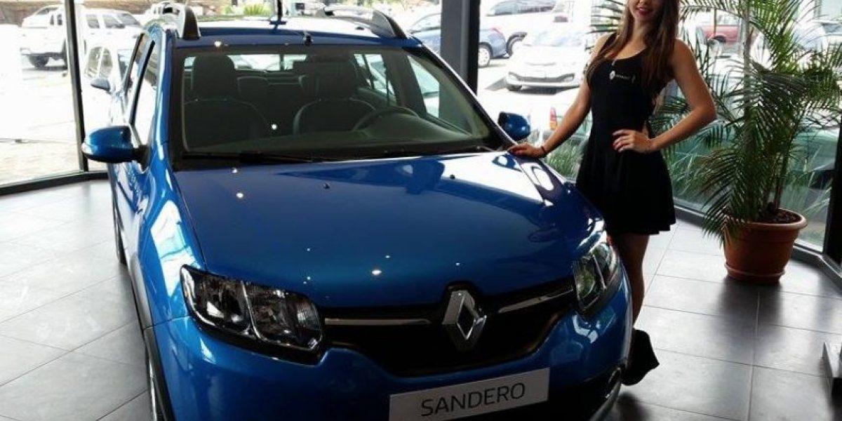 Lanzan en el país el nuevo Renault Sandero Stepway