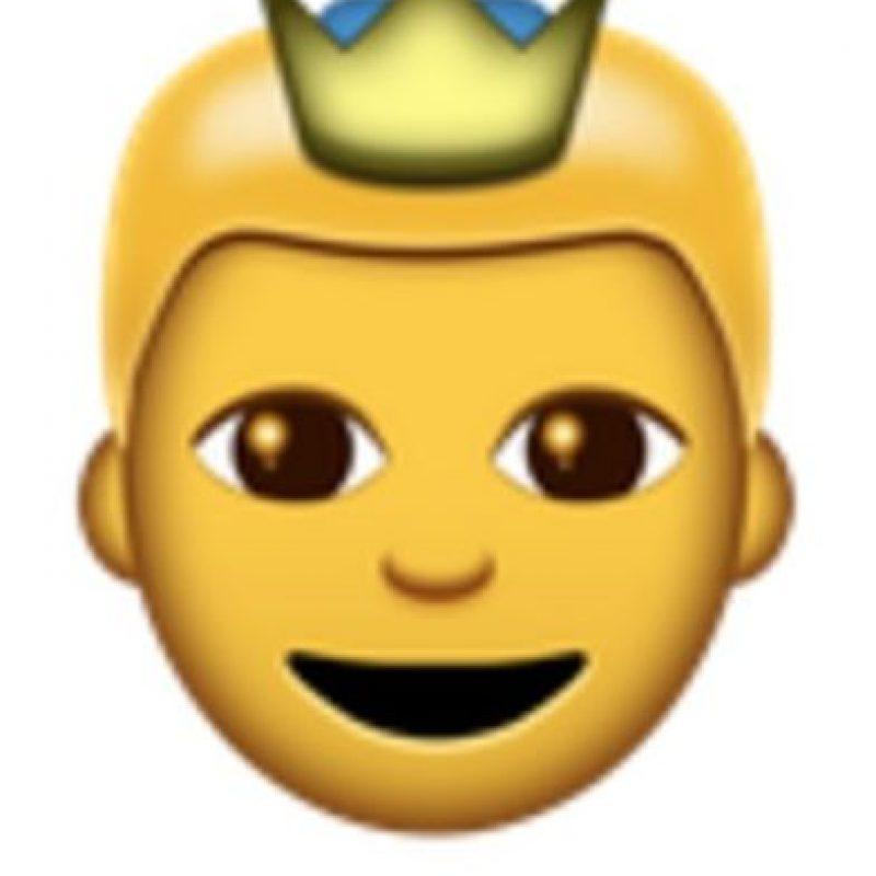 Príncipe. Foto:vía emojipedia.org