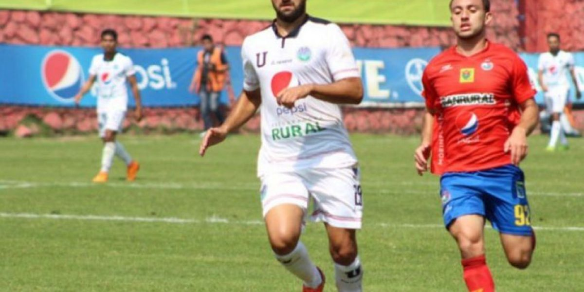 Henry López se pierde el partido Antigua vs. Municipal