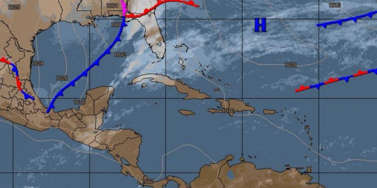 Acercamiento de frente frío genera nublados parciales y posibles lluvias