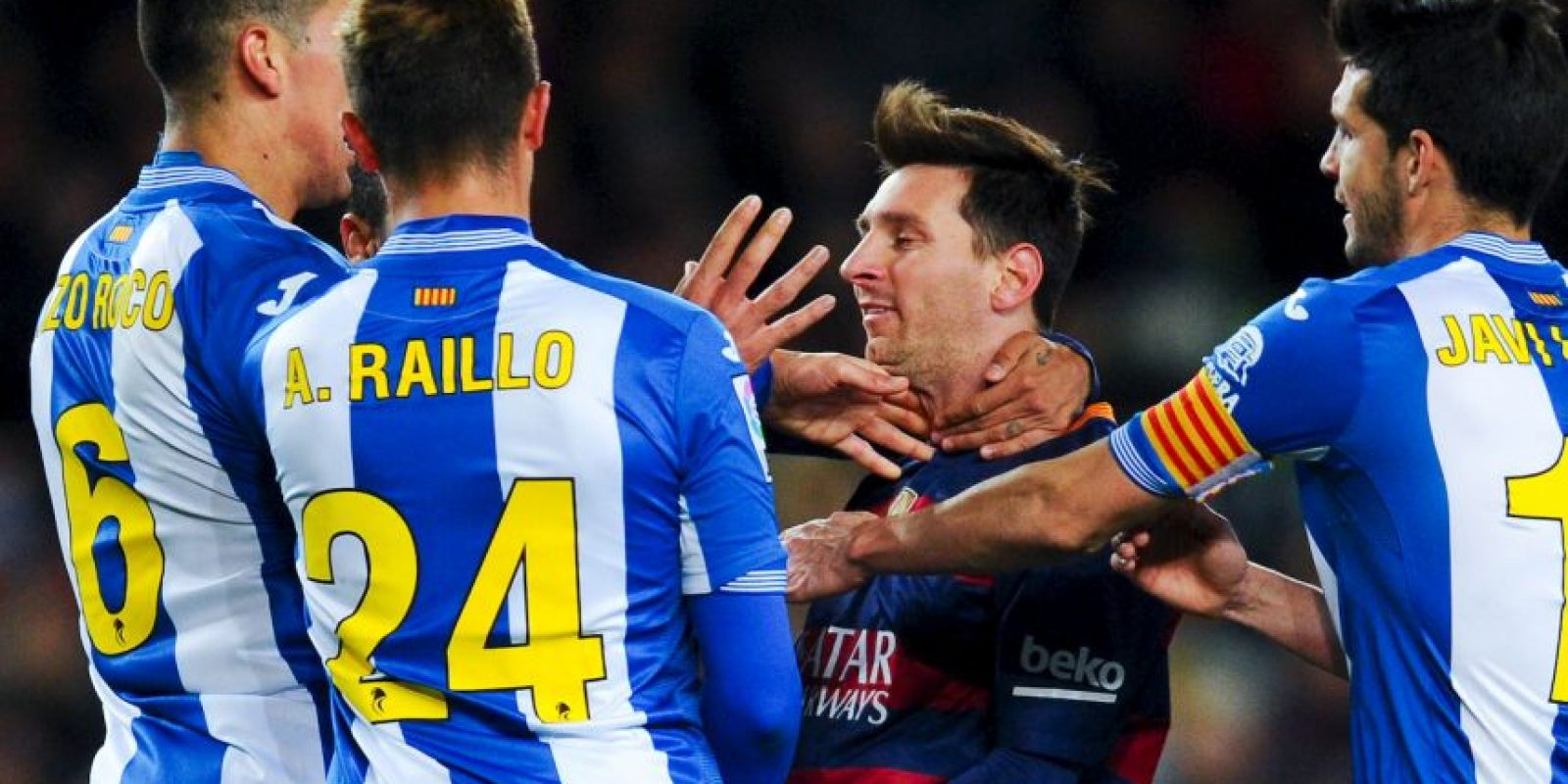 Por si fuera poco, Messi tendrá que acudir al juzgado acusado de evadir más de cuatro millones de euros Foto:Getty Images