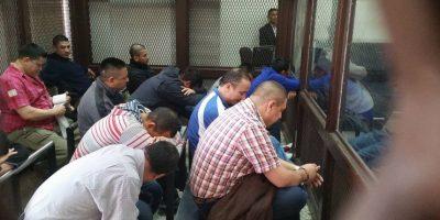 """Se desarrolla juicio a 13 supuestos """"Zetas"""" de Chiquimula"""