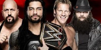 """Además, Roman Reigns defenderá el Campeonato Mundial de Peso Pesado ante 29 hombres, en la """"Batalla Real"""". Foto:WWE"""