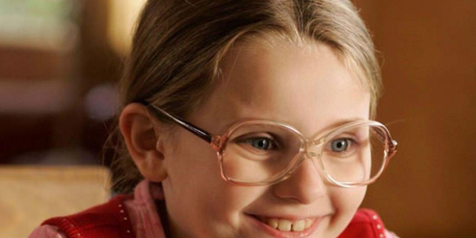 Por este papel fue nominada al Oscar. Foto:vía Getty Images