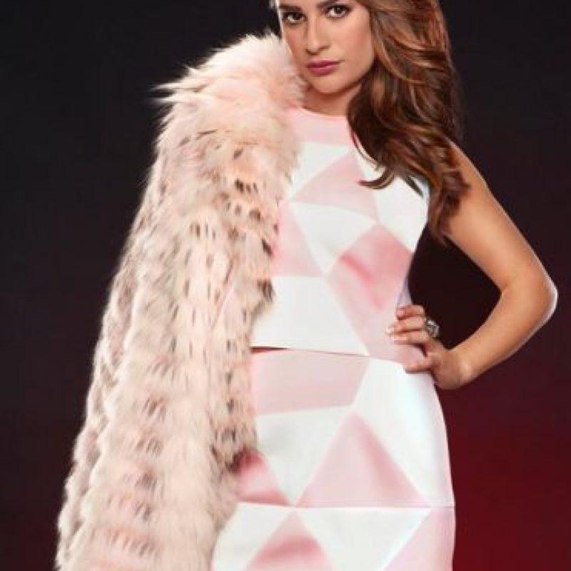 Lea Michele es Chanel #6. Foto:vía FOX
