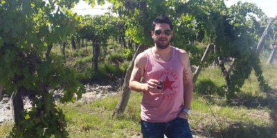 """Ramón Ezequiel Machuca confirmó que conoce al hermano mayor de la """"Pulga"""" Foto:Vía twitter.com/_matiasmessi"""
