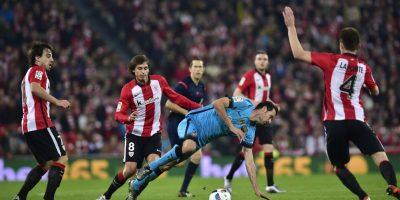 La vuelta se disputará en el Camp Nou. Foto:AP