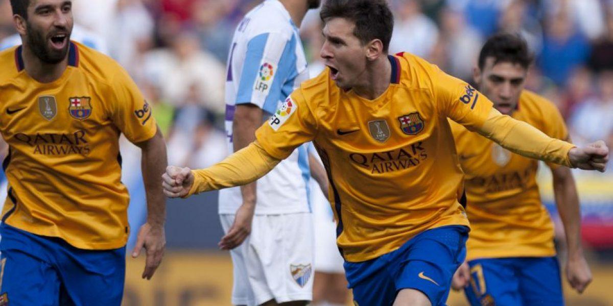 Resultado del partido Málaga vs. FC Barcelona por la Liga Española 2016