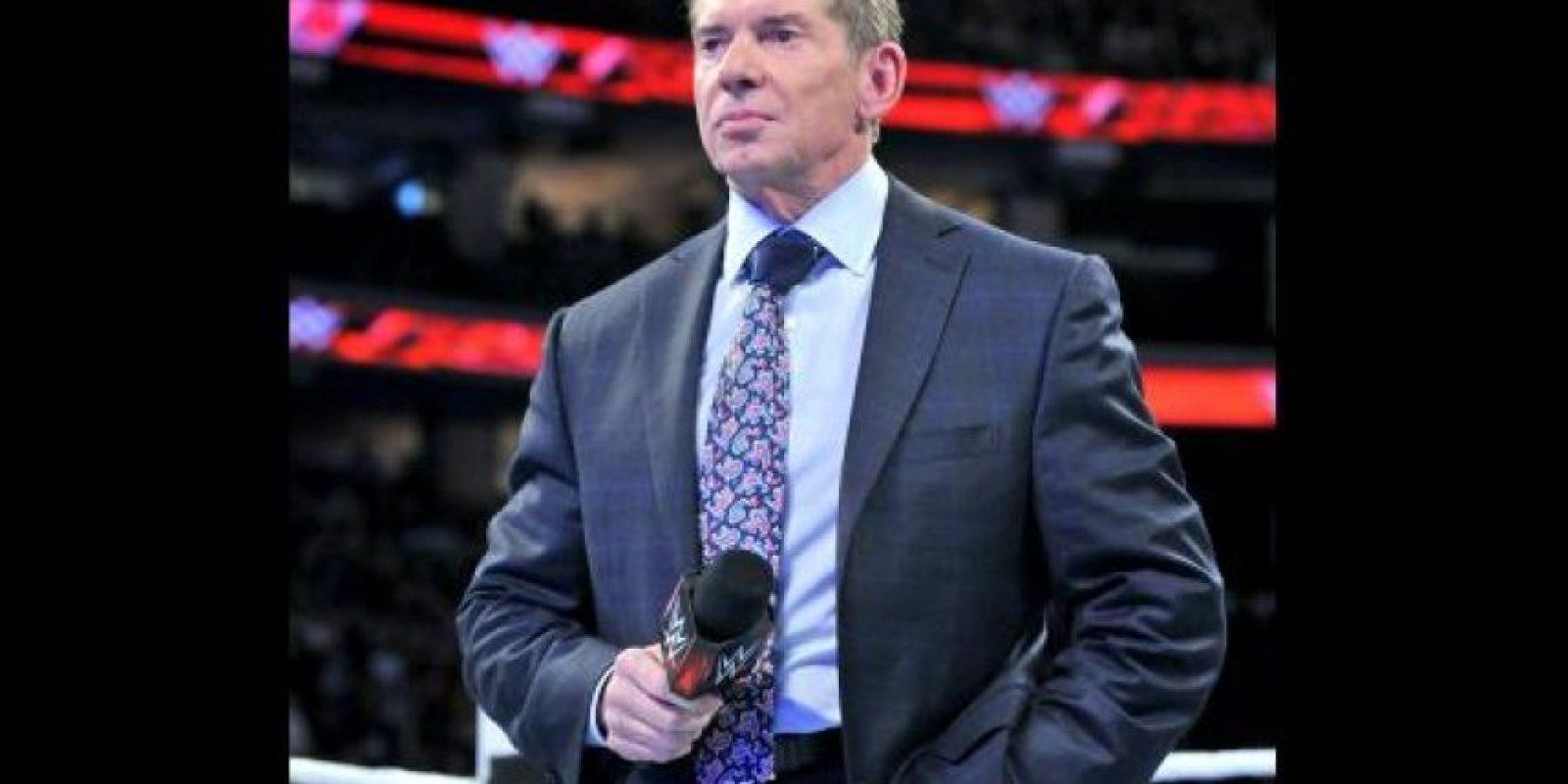 Vince McMahon Foto:WWE
