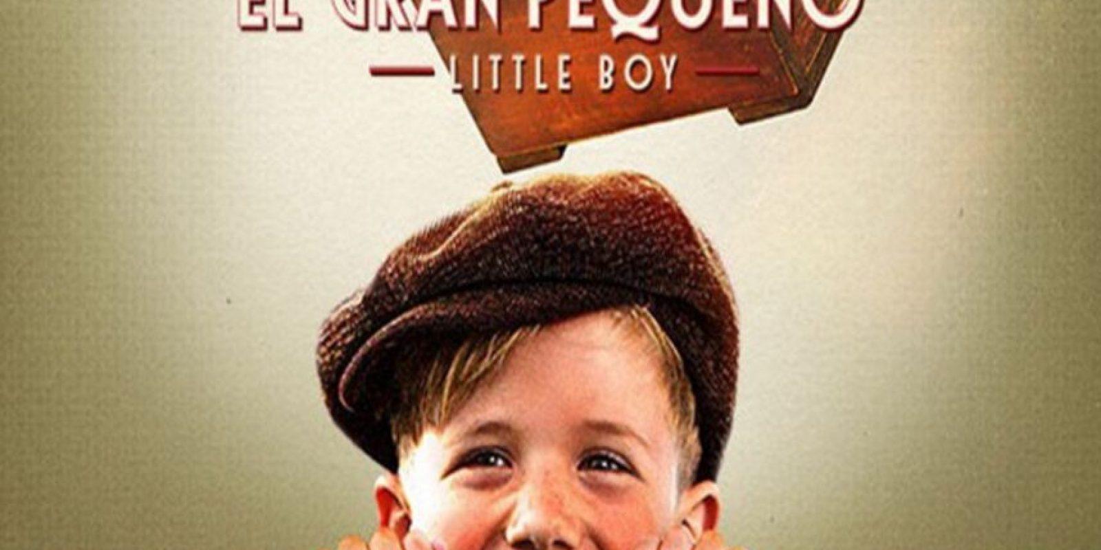 """2- """"El gran pequeño"""". Foto:vía Netflix"""