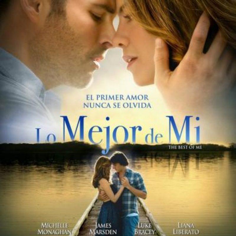 """3- """"Lo mejor de mí"""". Foto:vía Netflix"""