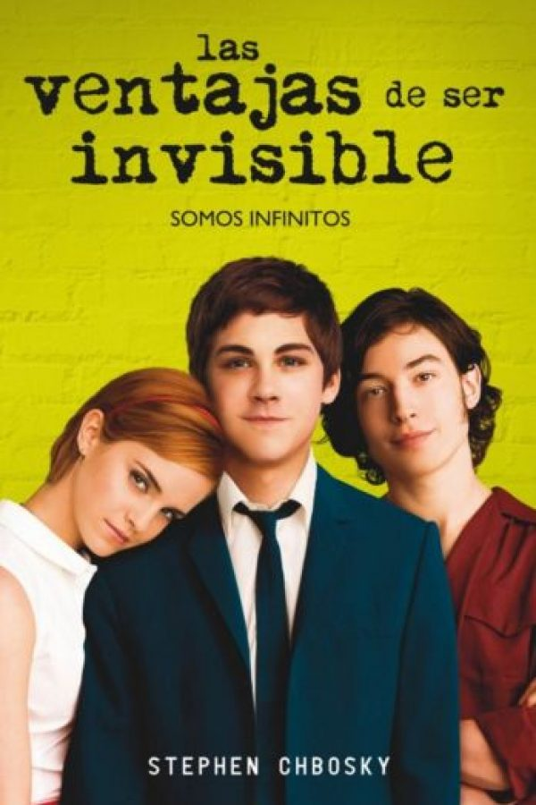 """8- """"Las ventajas de ser invisible"""". Foto:vía Netflix"""