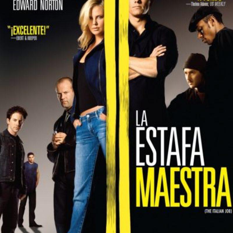"""9- """"La estafa maestra"""". Foto:vía Netflix"""