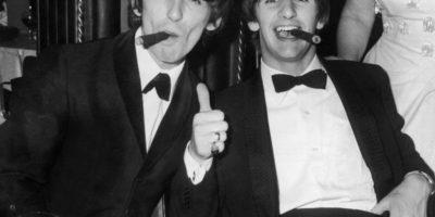 3. La banda compró la isla griega Leslo en 1967, aunque la vendieron después aburridos de la idea. Foto:Getty Images