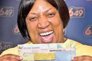 Evelyn Adams ganó casi 6 millones de dólares con los que decidió viajar a Atlantic City y perderlo en apuestas. Foto:Difundir.org